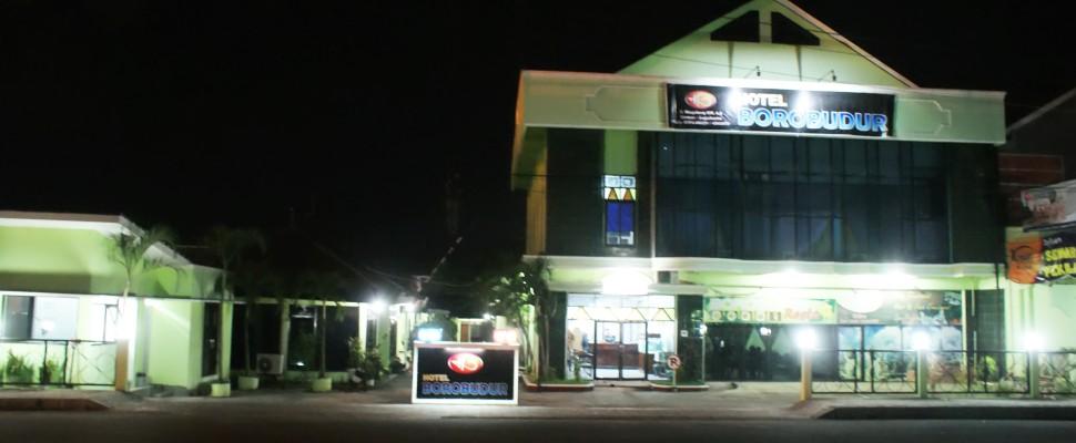 Hotel Borobudur Jogja